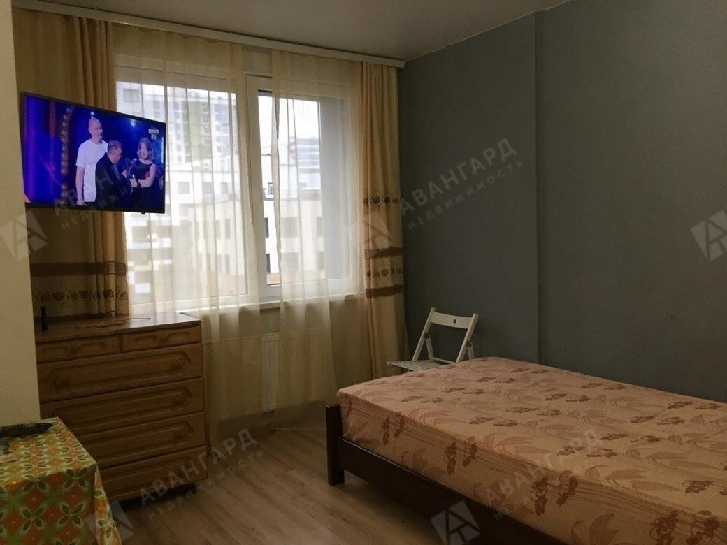 1-комнатная квартира, Вадима Шефнера ул, 14к1 - фото 1