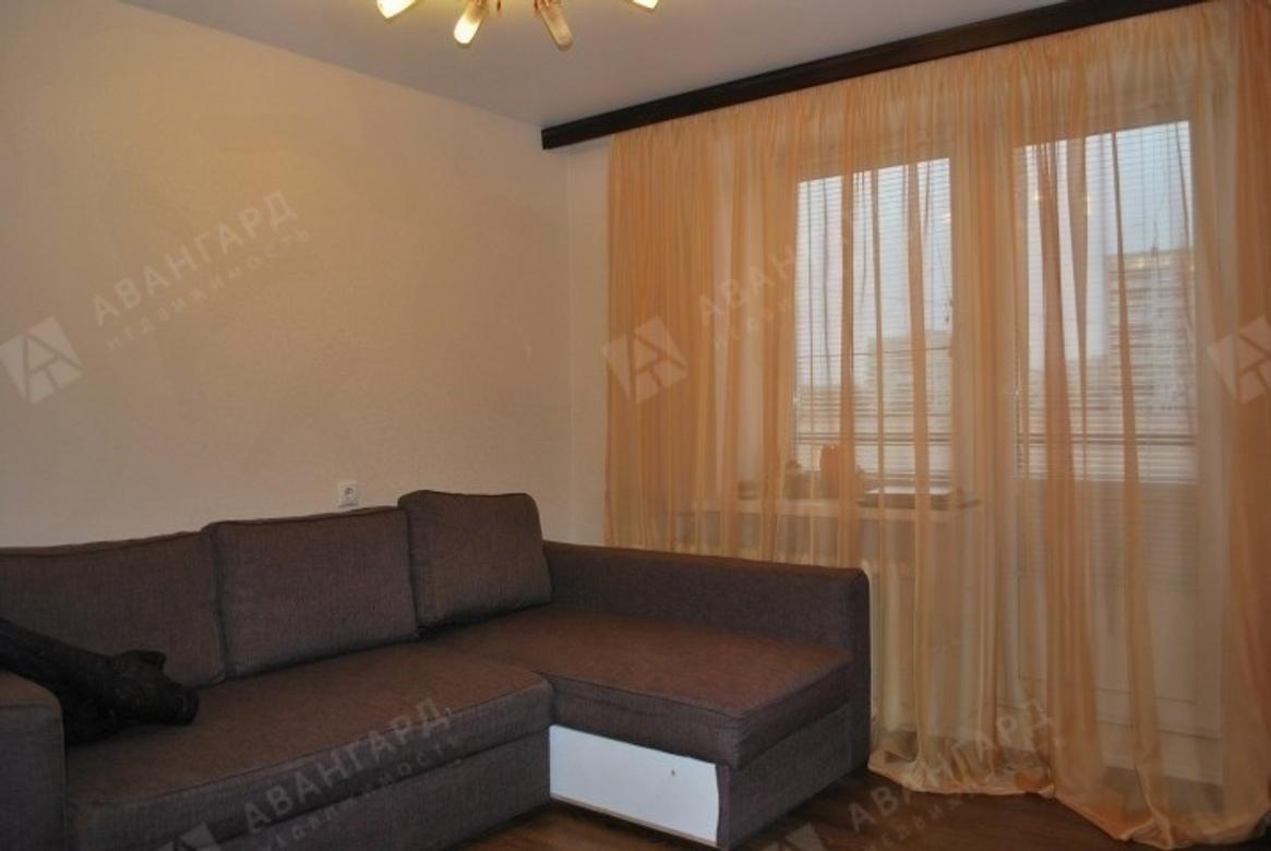 1-комнатная квартира, Науки пр-кт, 44 - фото 2