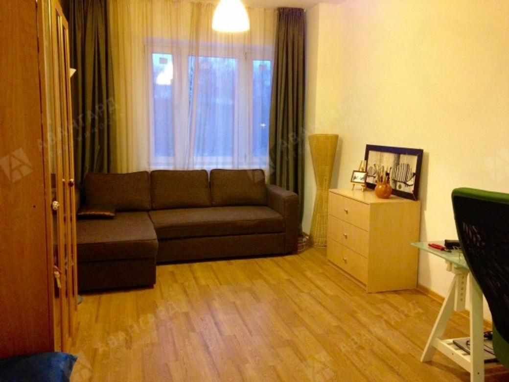 1-комнатная квартира, Есенина ул, 1 - фото 1