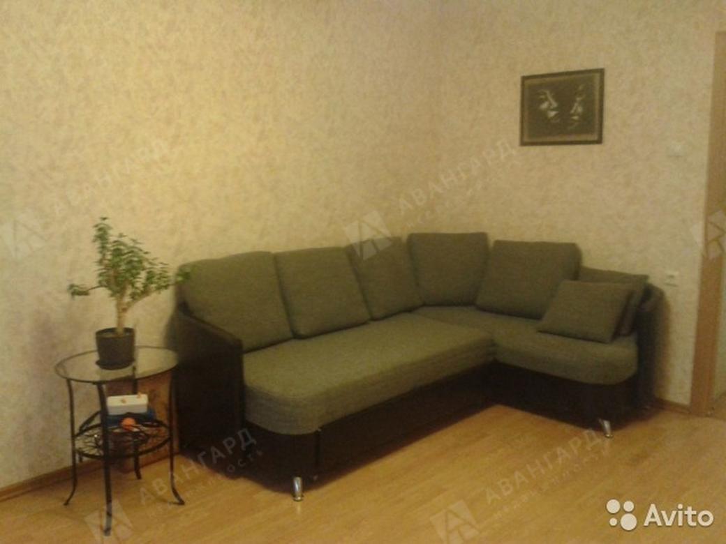1-комнатная квартира, Коллонтай ул, 5к1 - фото 1
