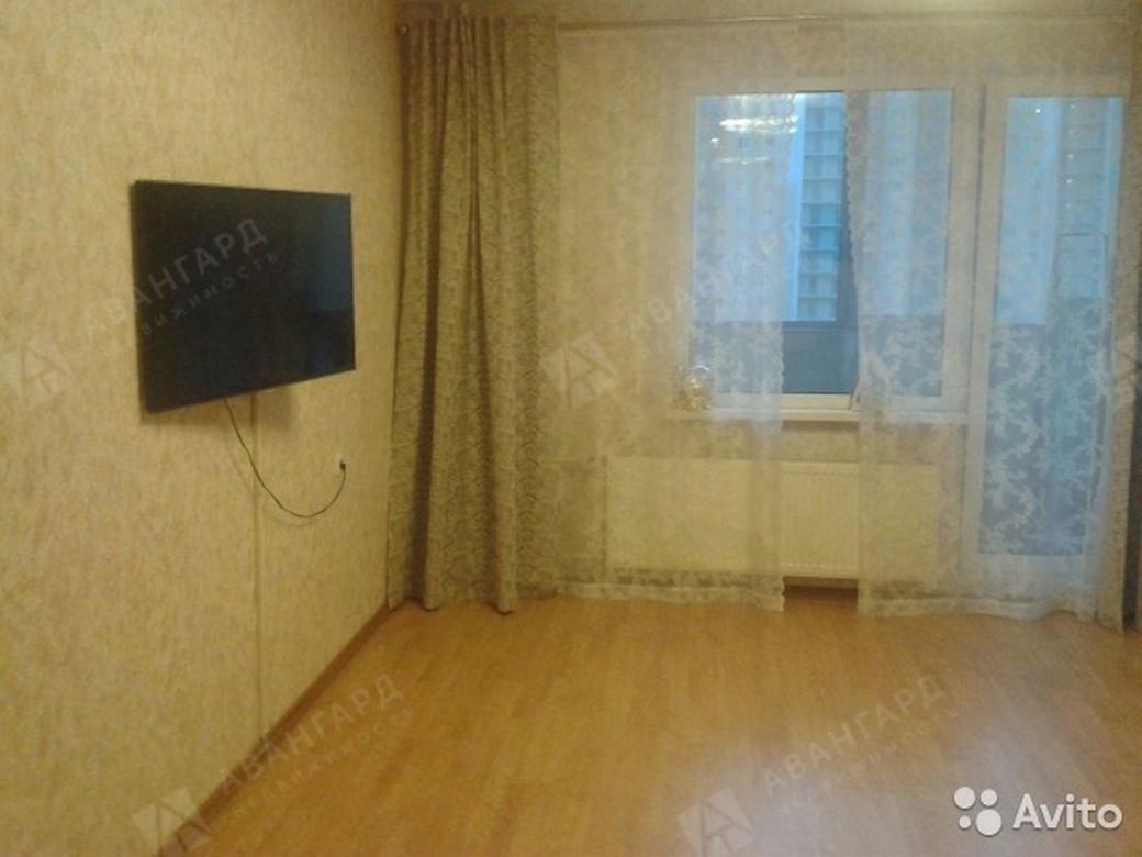 1-комнатная квартира, Коллонтай ул, 5к1 - фото 2