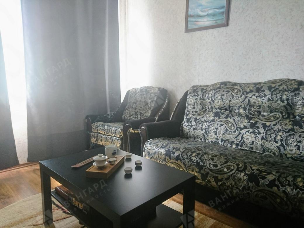 1-комнатная квартира, Коллонтай ул, 6к1 - фото 1
