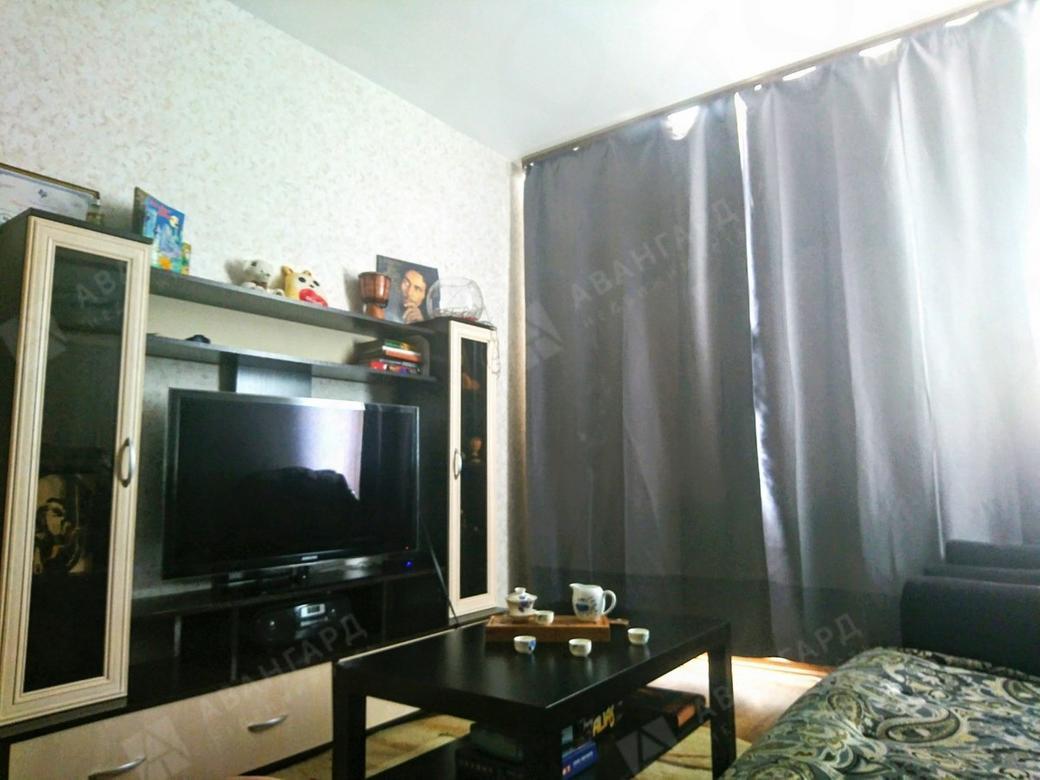 1-комнатная квартира, Коллонтай ул, 6к1 - фото 2