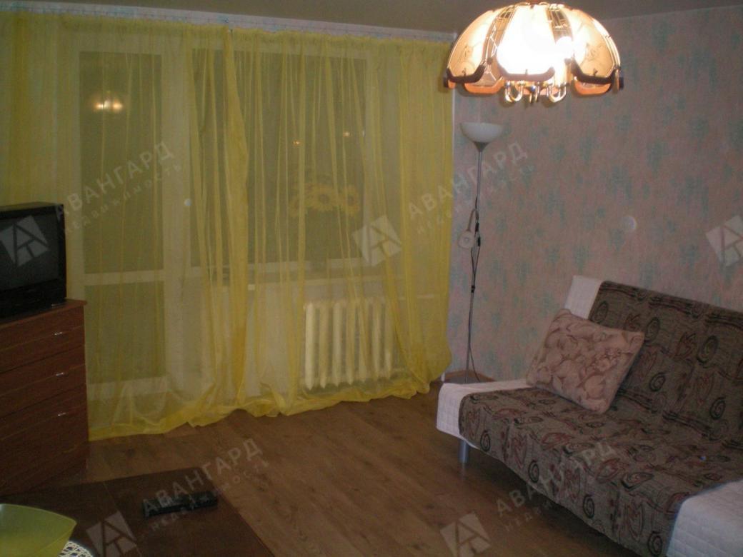1-комнатная квартира, Караваевская ул, 41к4 - фото 1