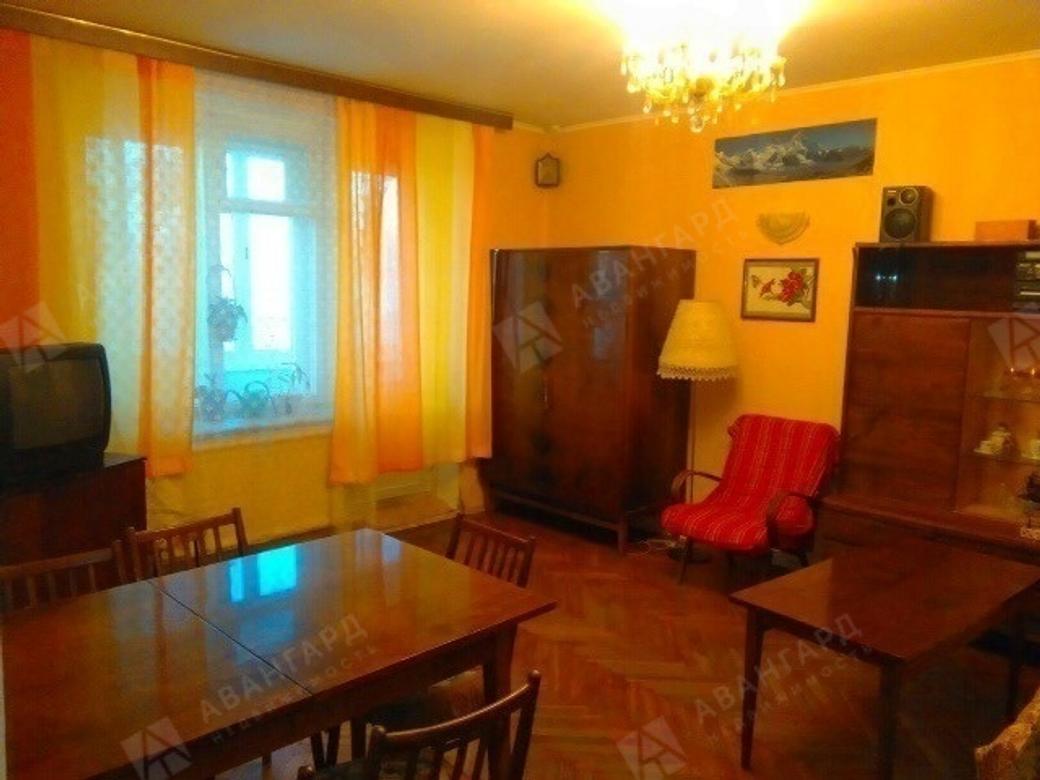 1-комнатная квартира, Седова ул, 59 - фото 1