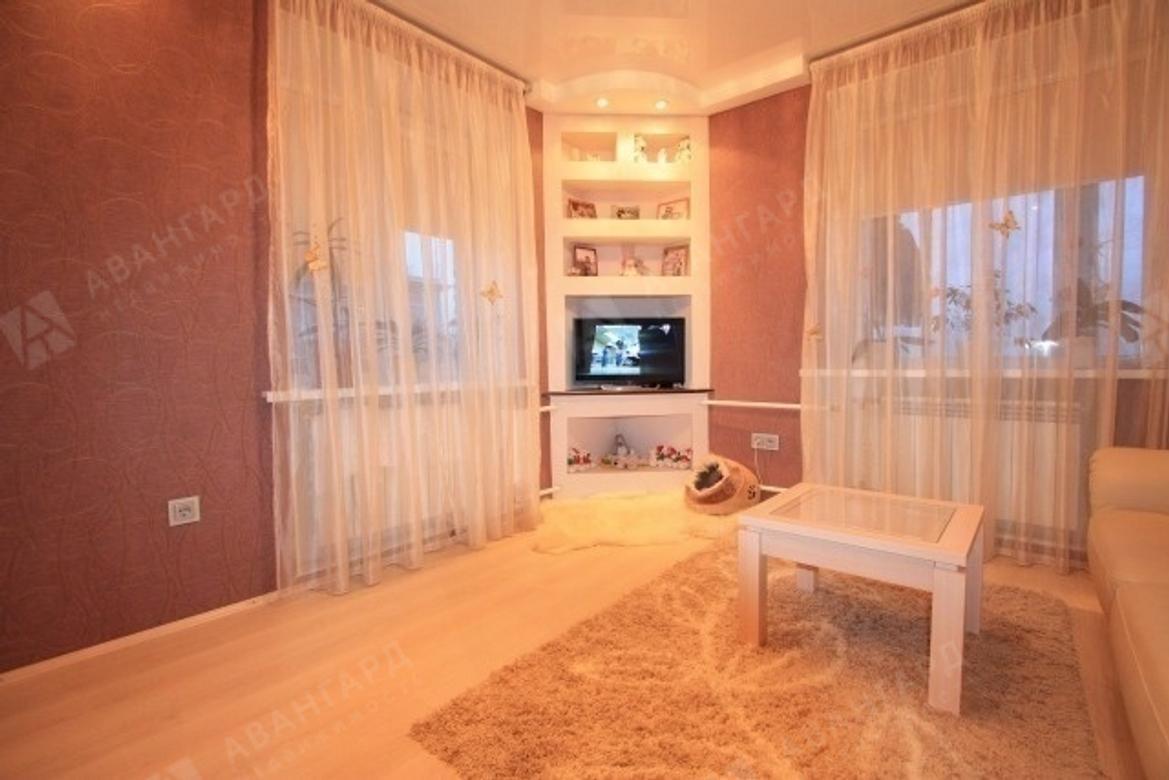 1-комнатная квартира, Новостроек ул, 9 - фото 6