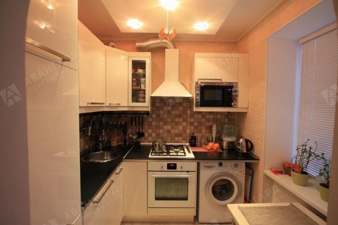 1-комнатная квартира, Новостроек ул, 9 - фото 2