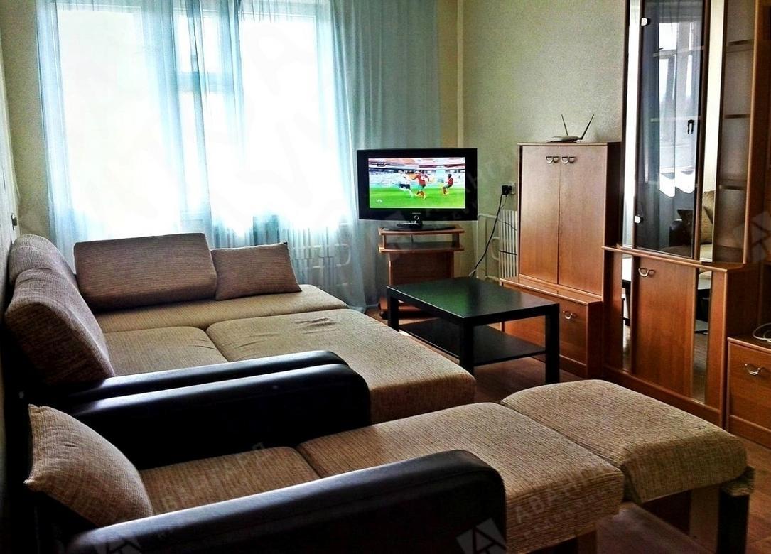 1-комнатная квартира, Гражданский пр-кт, 73 - фото 1