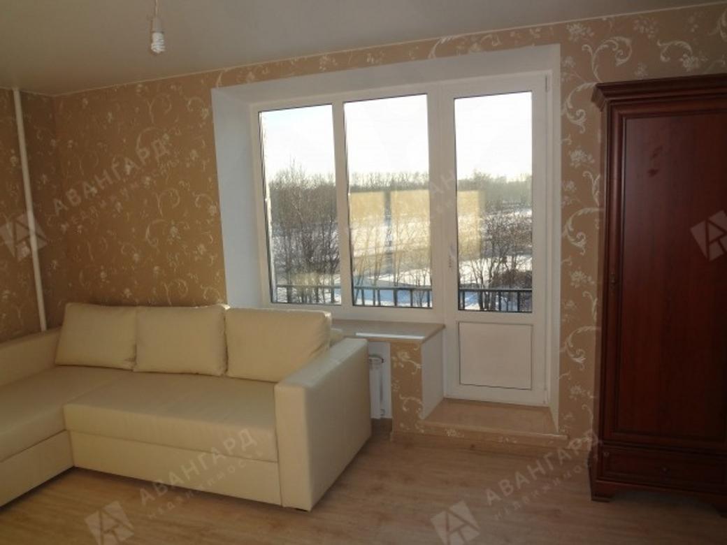 1-комнатная квартира, Двинская ул, 4 - фото 1