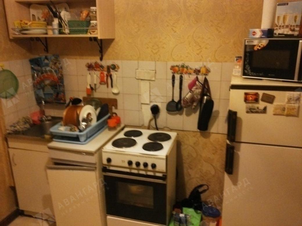 1-комнатная квартира, Малая Балканская ул, 34к1 - фото 4
