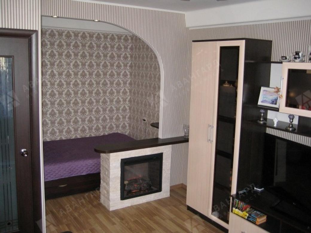 1-комнатная квартира, Гаккелевская ул, 25к1 - фото 1