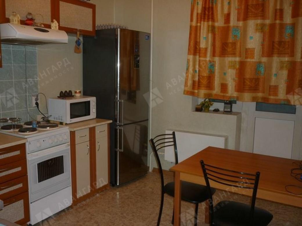 1-комнатная квартира, Комендантский пр-кт, 16к1 - фото 1