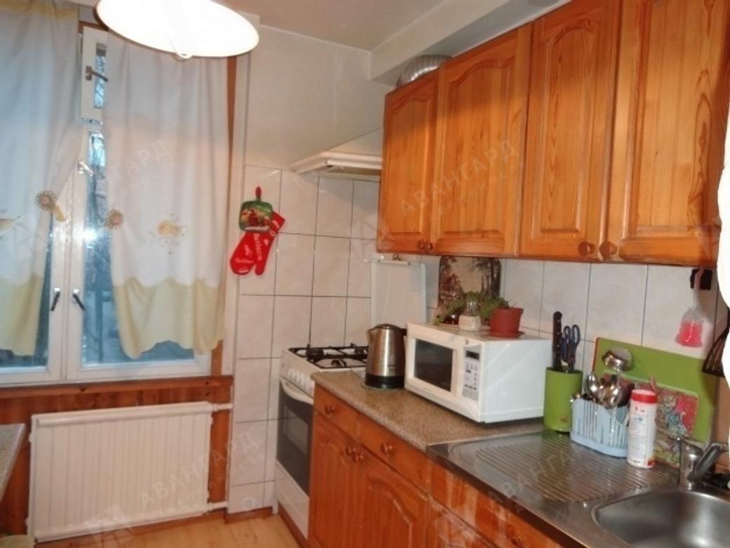 1-комнатная квартира, Новаторов б-р, 29к2 - фото 1