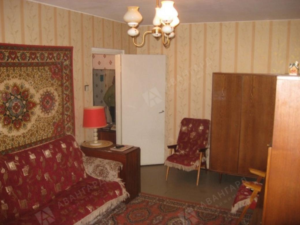 1-комнатная квартира, Трудящихся б-р, 15 - фото 2