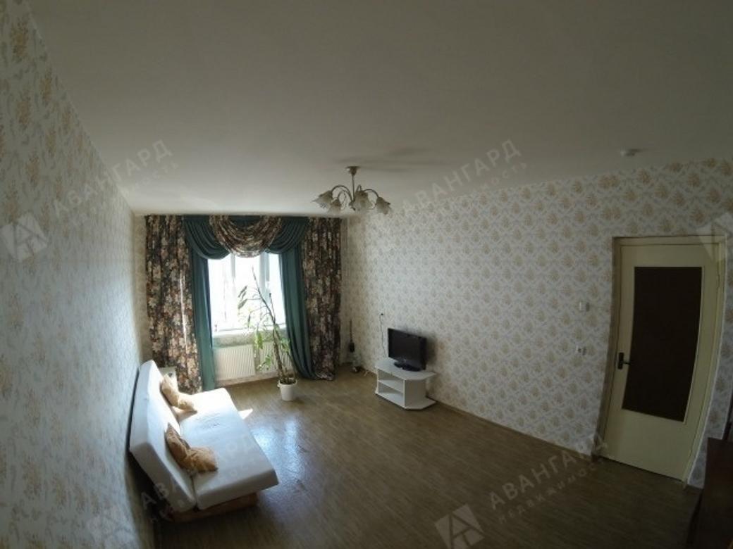 1-комнатная квартира, Савушкина ул, 133к1 - фото 1
