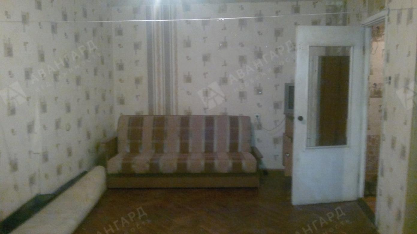 1-комнатная квартира, Манчестерская ул, 12 - фото 1