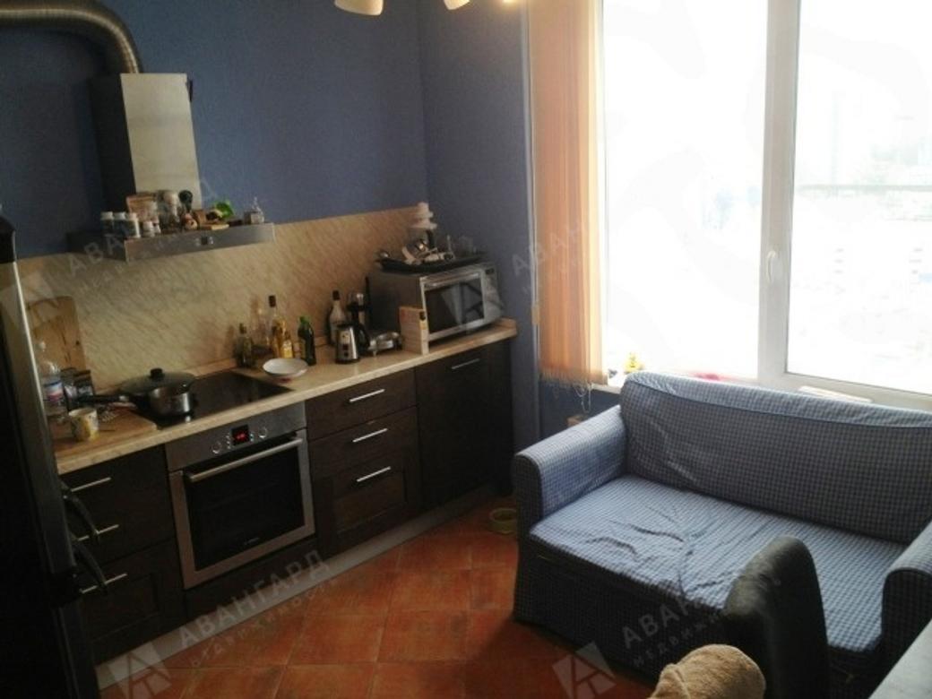 1-комнатная квартира, Учебный пер, 8к3 - фото 6
