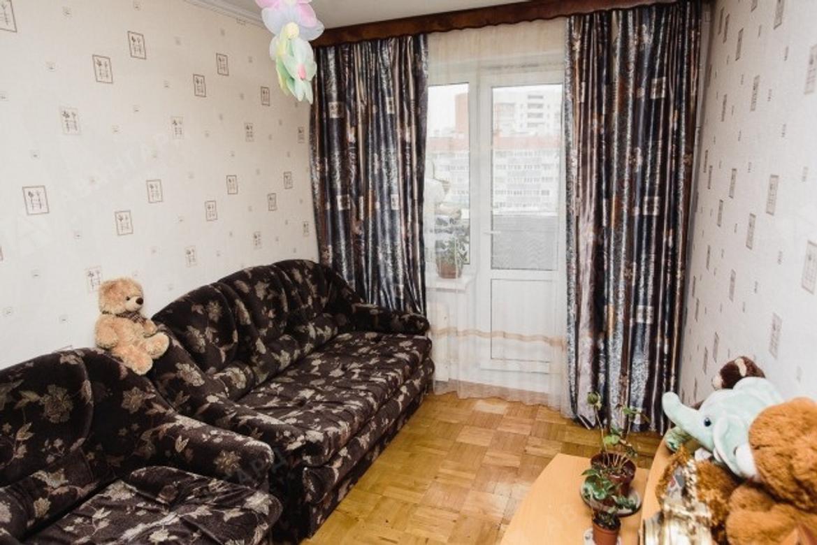 1-комнатная квартира, Ильюшина ул, 6 - фото 1