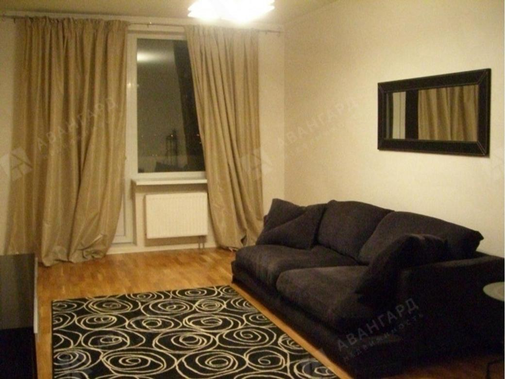 1-комнатная квартира, Дунайский пр-кт, 24 - фото 1