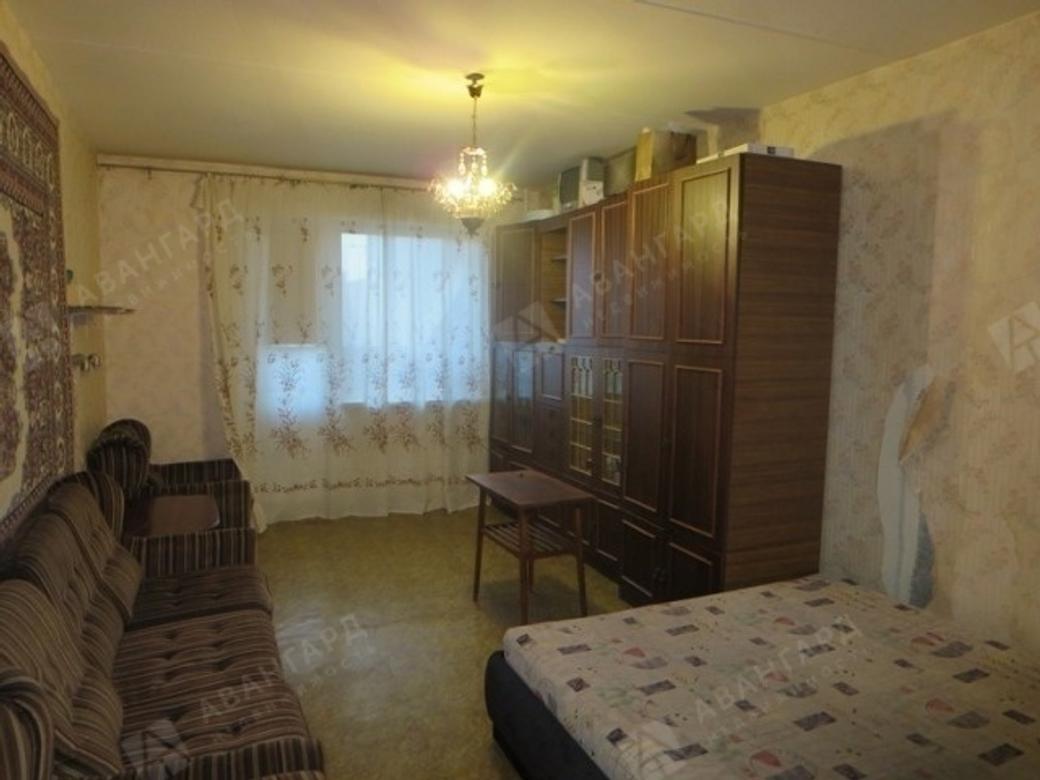 1-комнатная квартира, Коллонтай ул, 16к1 - фото 1