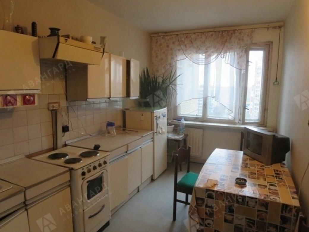 1-комнатная квартира, Коллонтай ул, 16к1 - фото 2