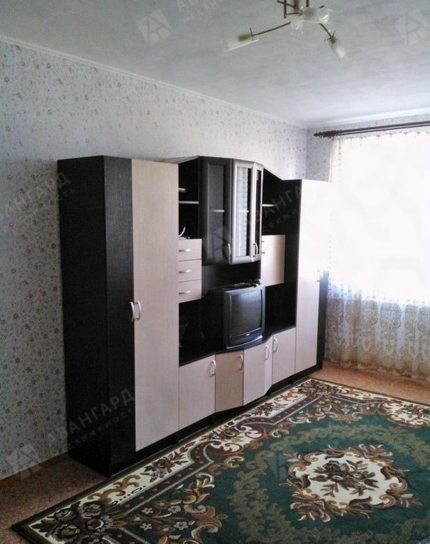 1-комнатная квартира, Ярослава Гашека ул, 2к2 - фото 1