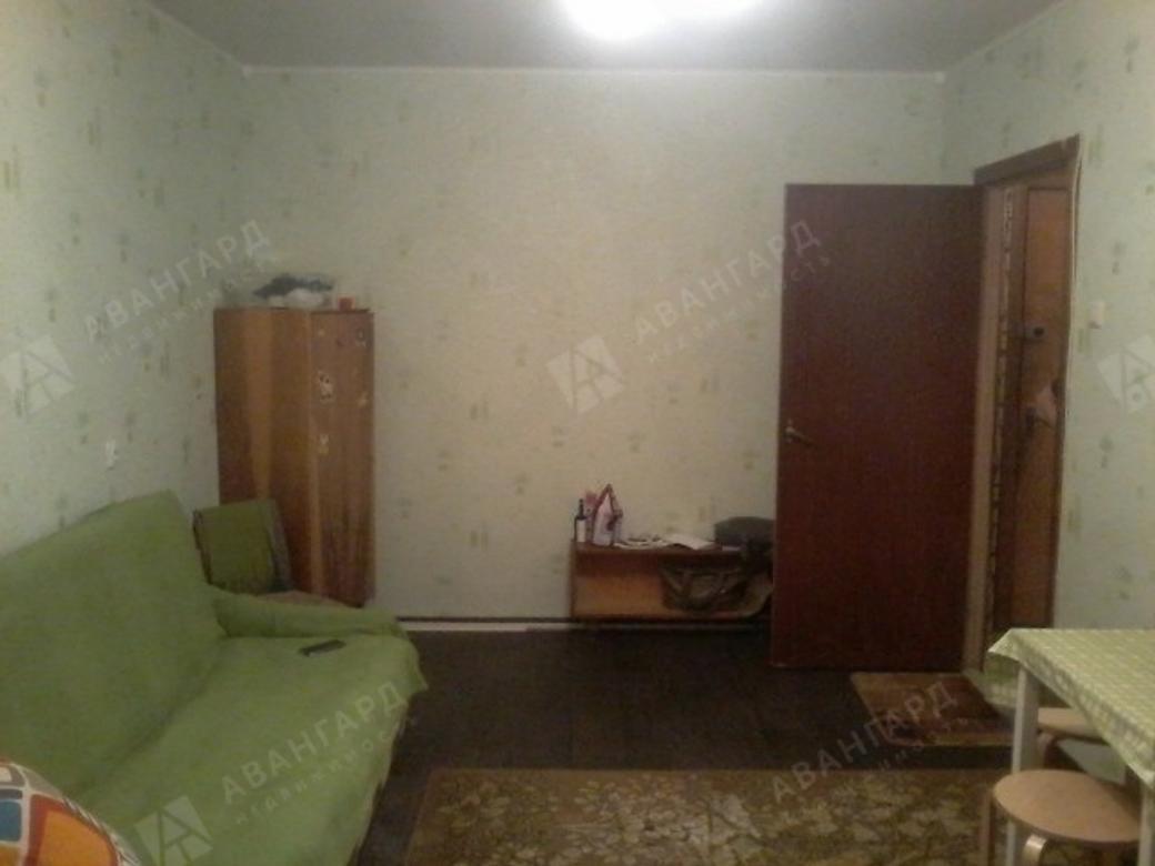 1-комнатная квартира, Серебристый б-р, 5к1 - фото 2