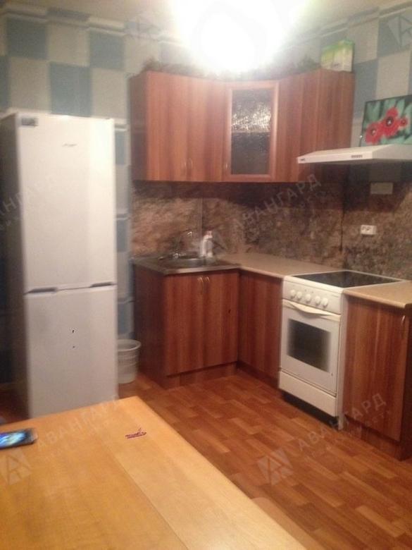 1-комнатная квартира, Коллонтай ул, 15 к.1 - фото 1