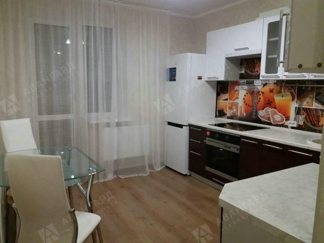1-комнатная квартира, Новая ул, 15 - фото 1