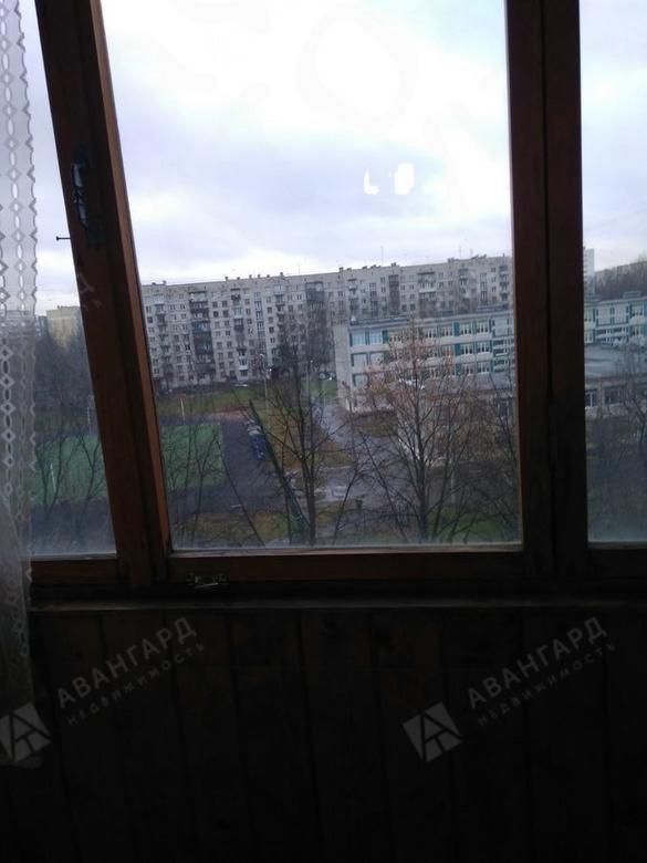 1-комнатная квартира, Ветеранов пр-кт, 78 - фото 9