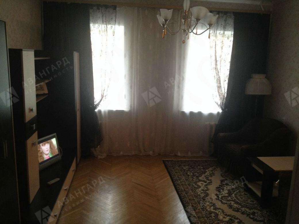 1-комнатная квартира, Реки Фонтанки наб, 136 - фото 2