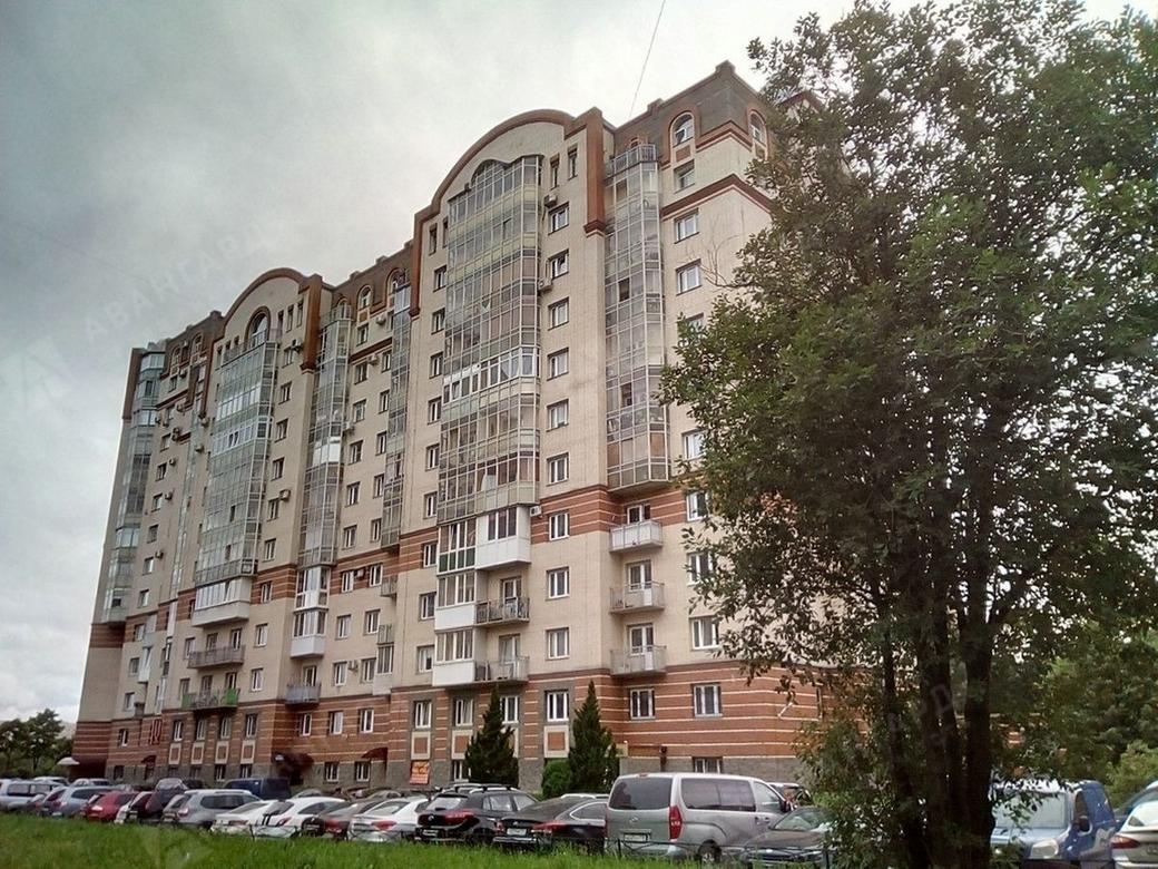 1-комнатная квартира, Луначарского пр-кт, 98к1 - фото 19