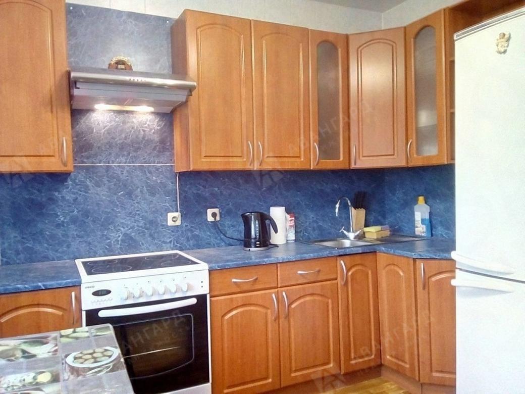 1-комнатная квартира, Луначарского пр-кт, 98к1 - фото 1