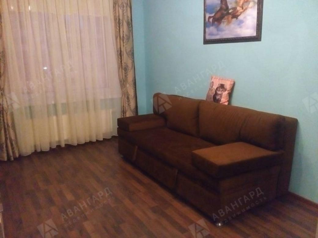 1-комнатная квартира, Среднерогатская ул, 9 - фото 2