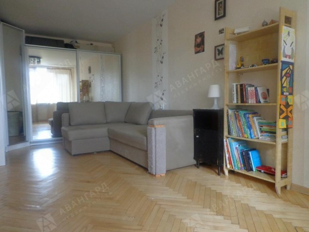 1-комнатная квартира, Просвещения пр-кт, 23 - фото 1