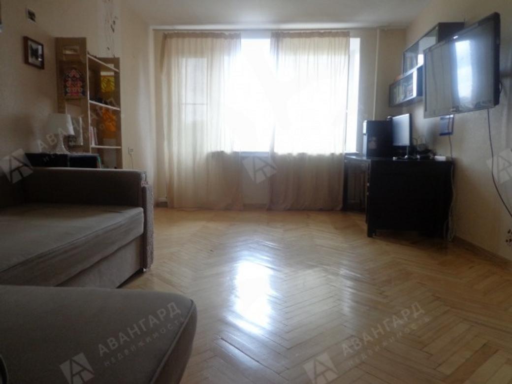 1-комнатная квартира, Просвещения пр-кт, 23 - фото 2