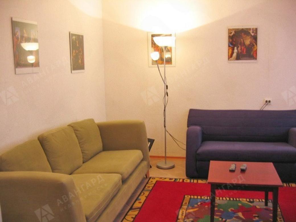 1-комнатная квартира, Просвещения пр-кт, 104 - фото 2