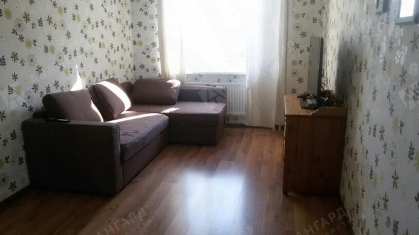 1-комнатная квартира, Уточкина ул, 8 - фото 1