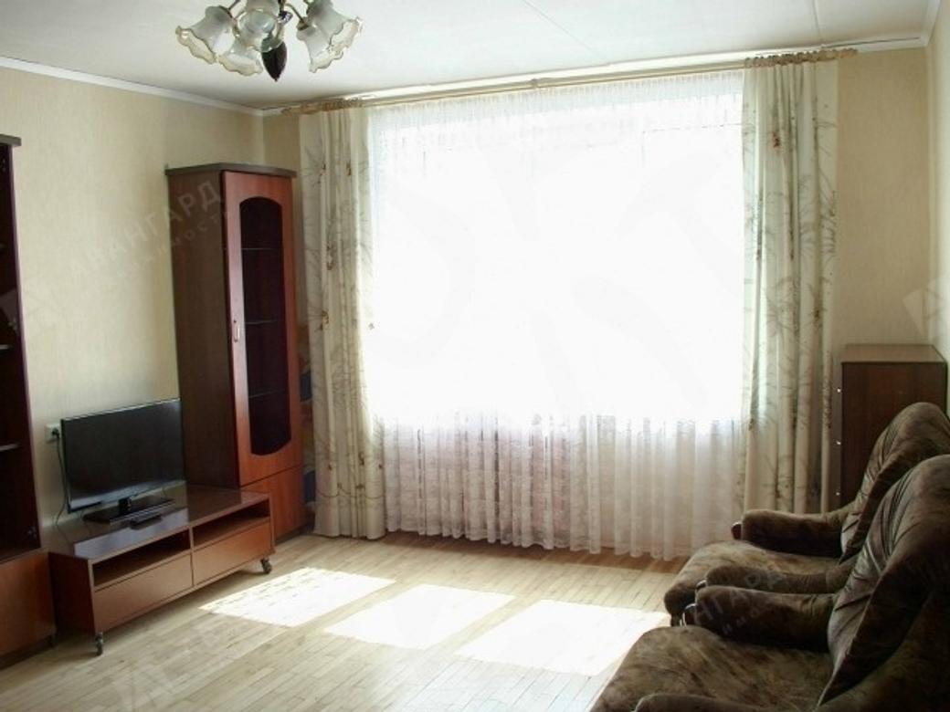 1-комнатная квартира, Ветеранов пр-кт, 87к1 - фото 1