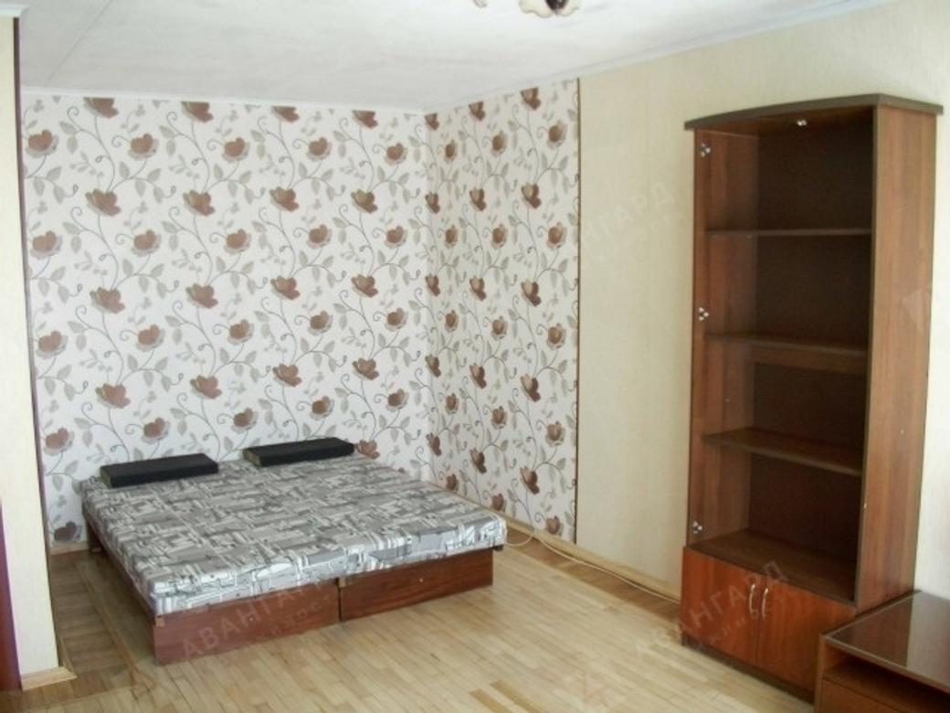 1-комнатная квартира, Ветеранов пр-кт, 87к1 - фото 2