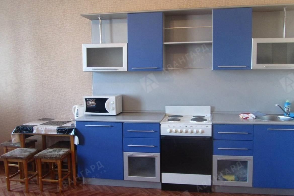 1-комнатная квартира, Гаккелевская ул, 16 - фото 1