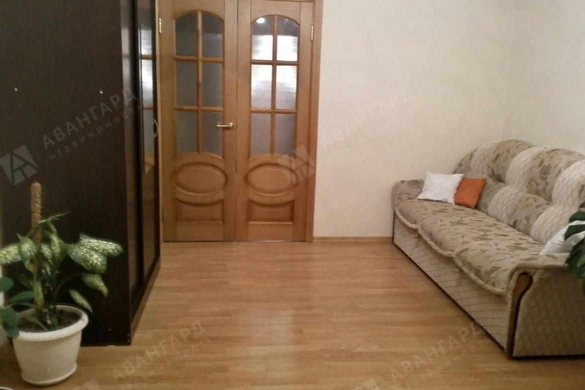 1-комнатная квартира, Гражданский пр-кт, 130к1 - фото 1