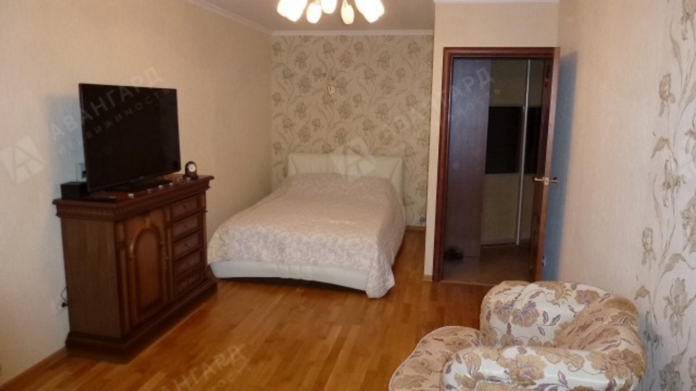 1-комнатная квартира, Олеко Дундича ул, 20к1 - фото 2