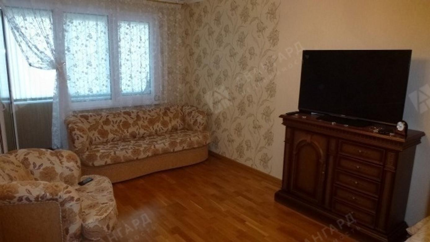 1-комнатная квартира, Олеко Дундича ул, 20к1 - фото 1