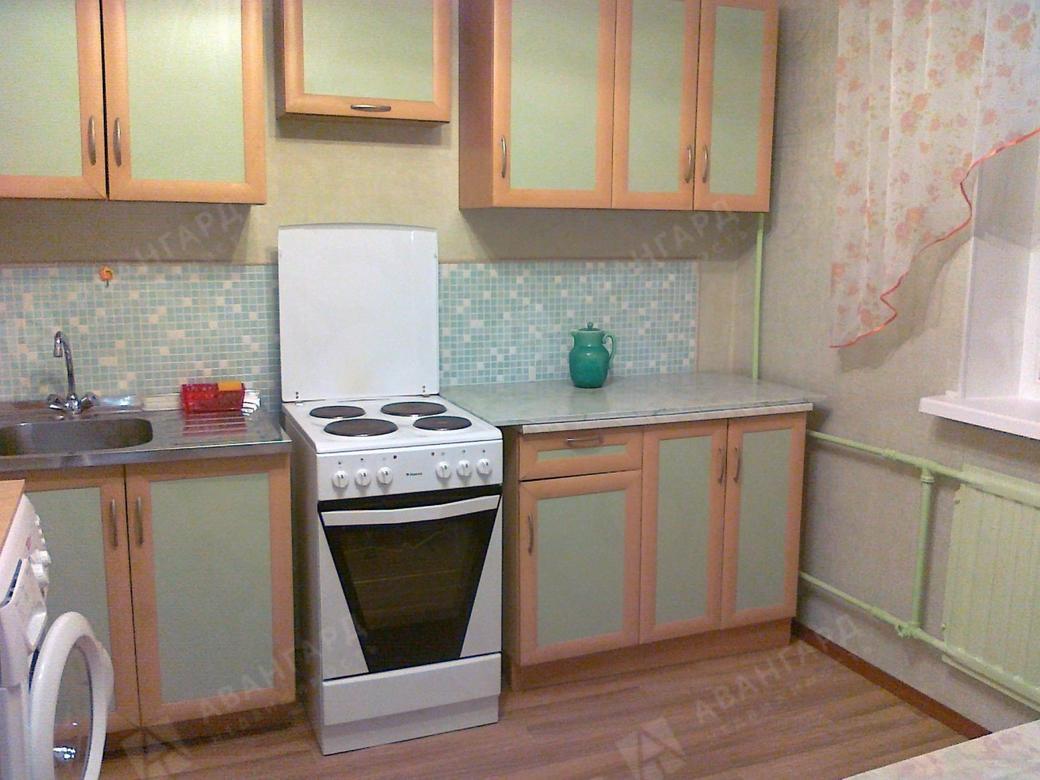 1-комнатная квартира, Комендантский пр-кт, 8к3 - фото 2