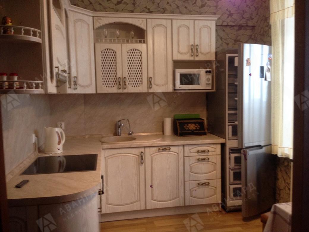 1-комнатная квартира, Руставели ул, 60 - фото 1