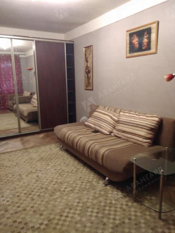 2-комнатная квартира, Витебский пр-кт, 31к2 - фото 1