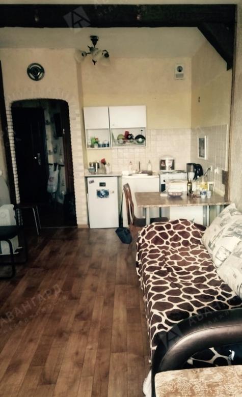 1-комнатная квартира, Туристская ул, 28Ак3 - фото 1