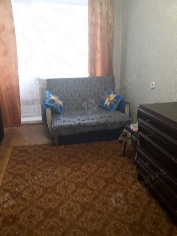 1-комнатная квартира, Ветеранов пр-кт, 87 - фото 1