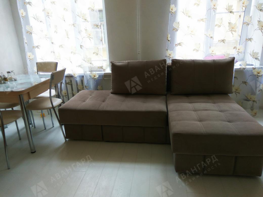 1-комнатная квартира, Реки Фонтанки наб, 96 - фото 1